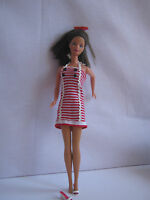 Red Dress For Barbie, - barbie - ebay.it