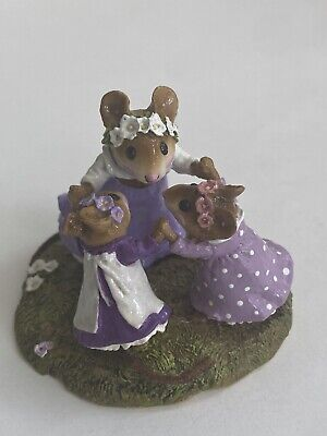 Wee Forest Folk M-228 Ring Around Rosie Special Color