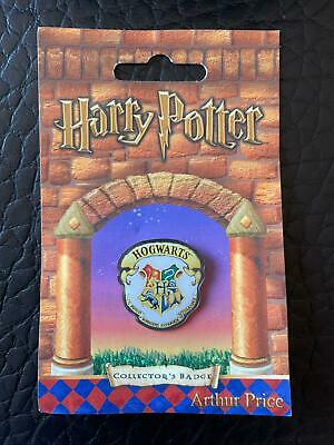 Harry Potter Hogwarts pin badge Arthur Price Stocking Filler Christmas