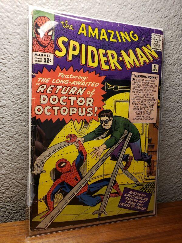 The Amazing Spider-Man #11 (1964) Mylar