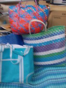 beach/market bags  Morgan & Finch, sarong, etc Mosman Mosman Area Preview