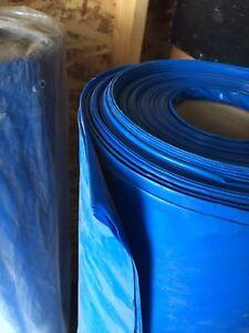 3-6mil rolls of plastic