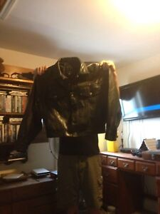 Ladie's Authentic Leather Pierre Smirnoff Jacket