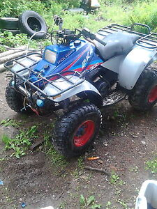 looking for parts for polaris 4 wheeler
