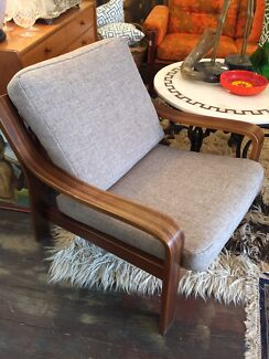 Mid Century Tessa T6 armchairs and 3 seater lounge
