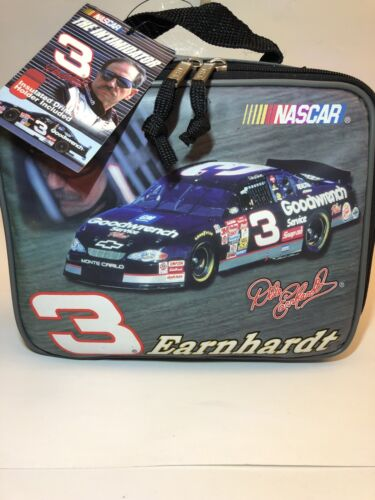 Dale Earnhardt Padded Lunch Box 2003With The Tags And Origin