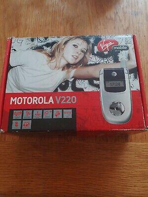 Motorola v220 Flip-Phone