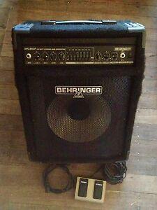 Behringer bass amp BXL1800A 180W Gosnells Gosnells Area Preview