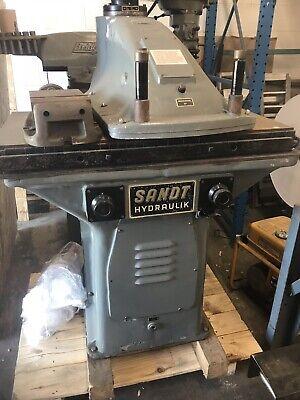 Atlas Sandt Hydraulic Clicker Die Press 18 Ton