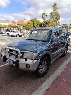 2004 Mitsubishi Pajero EXCEED Melbourne CBD Melbourne City Preview