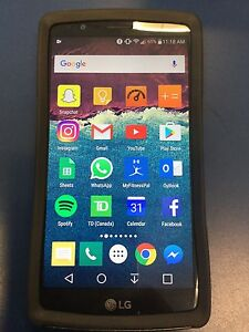 LG G4 32gb Rogers Carrier. Excellent condition with Otter Box