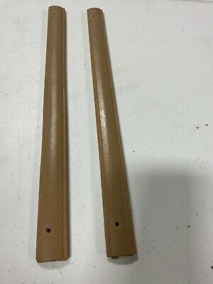 New TAN 81-91 Chevy GMC Pickup Truck Interior Door Panel Pull Strap Handle pair