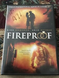 Fireproof. Good movie