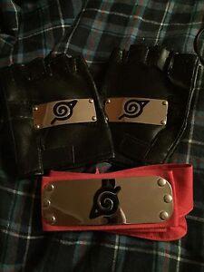 Naruto Cosplay items