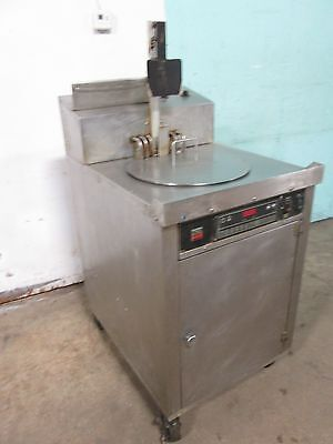 Chesterfried Cf500 Commercial Hd 208v 3ph Electric Digital Fryer Wfiltration
