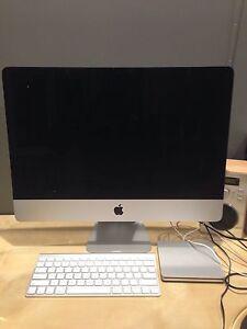 iMac 2.7ghz, 21inch - mint condition Croydon Maroondah Area Preview
