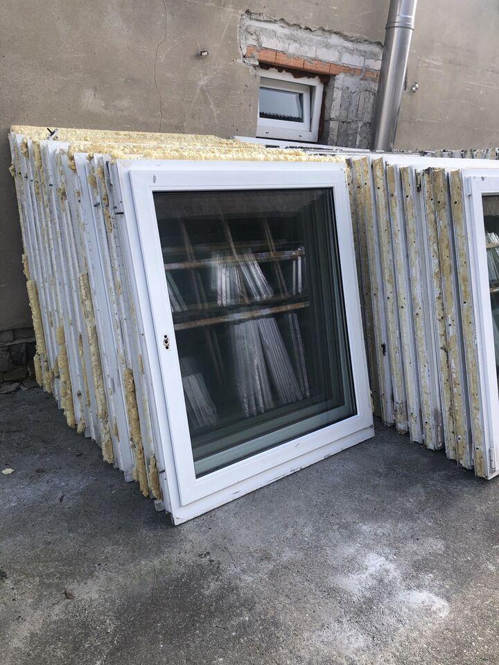 1 Flügler Fenster gebraucht 1190 x 1360 2 Fach Glas in Brandenburg an der Havel