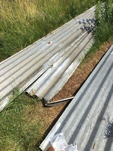 Used Roof Metal