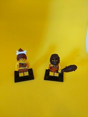 LEGO 5004936 Iconic Cave Set - Caveman and Cavewoman Minifigures - b4