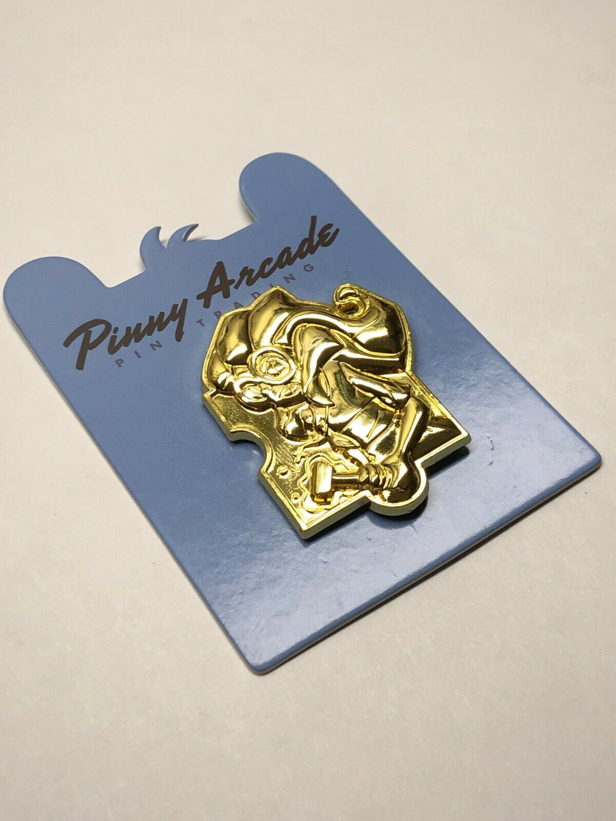 Pinny Arcade PAX Gold Grace Staff Chase Pin