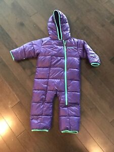 Snowsuit (12-18) Columbia .