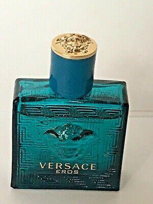 Versace Perfume Versace Eros 5 Ml Edt Mini For Men