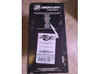 Mercury Stainless Fury 3. 3 blade  25 Pitch  Propeller part # 48-8M0151273  NIB