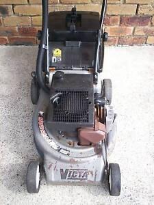 VICTA 2 STROKE LAWN MOWER.SERVICED,RELIABLE STARTER.CATCHER! Runcorn Brisbane South West Preview