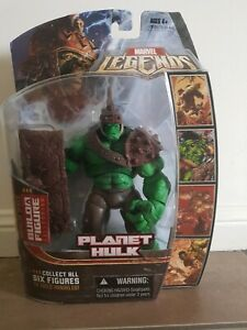 Marvel Legends Planet Hulk Hasbro Figure *Sealed/New*