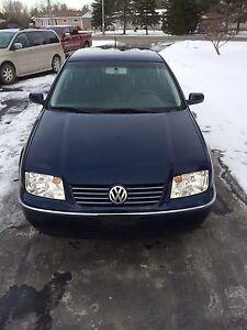 2004 Volkswagen Jetta 2.0L