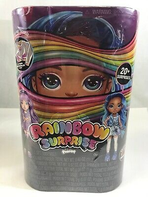 Poopsie Rainbow Surprise Dolls - Amethyst Rae or Blue Skye New Free Shipping
