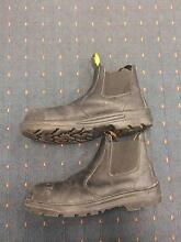 Lightly Used Work Boots/Safety boots. Size UK 9.5. Steel Cap. East Perth Perth City Preview