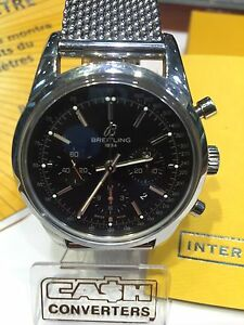 Breitling Titanium Watch RRP $10,000 Epping Whittlesea Area Preview