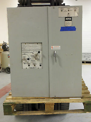 Asco 150 Amp Automatic Transfer Switch 3 Pole Ats 480v 277v 3 Phase 125 100