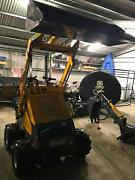 MINI SKID STEER FOR SALE Echuca West Campaspe Area Preview