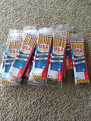 Pencil Bulk 2 160 Total School Teacher Supplies New