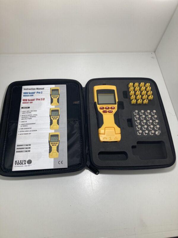 Klein Tools VDV501-108 VDV Scout Pro 2 LT Tester