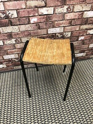 Vintage Retro Lab Stool