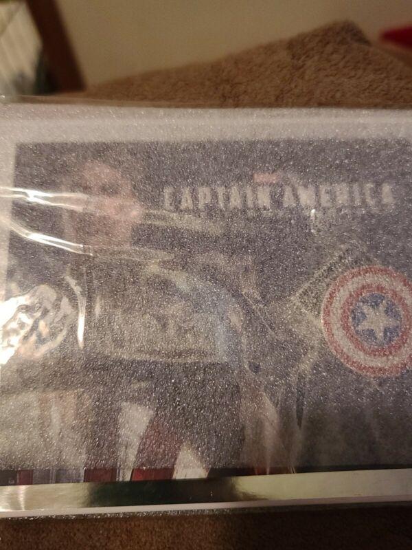 Disney Movie Club Exclusive VIP CAPTAIN AMERICA pin w/COA SEALED
