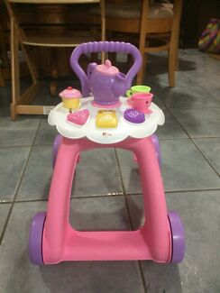 Fisher Price Laugh and Learn Magical Tea Cart