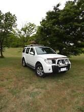 2006 Nissan Pathfinder Wagon Fisher Weston Creek Preview