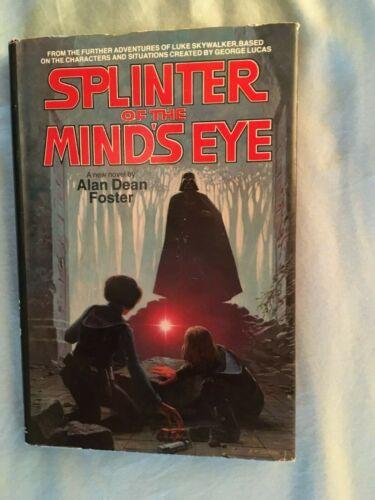 VINTAGE STAR WARS 1978 COLLECTIBLE BOOK HARD BACK SPLINTER OF THE MINDS EYE