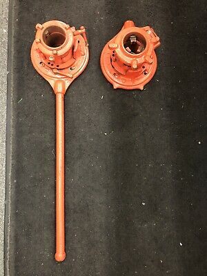 2ridgid Rigid Pipe Threader 1 - 2 Pipe Threader N-65-r