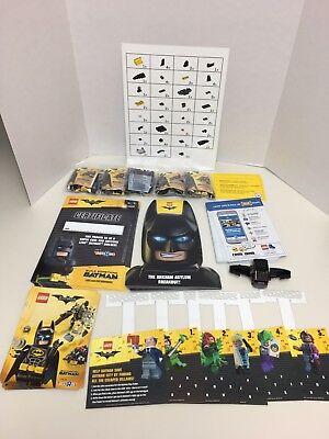 Lego Batman Movie Toys R Us Building Event Kit 2017 Store Supplies Mini Bat Car