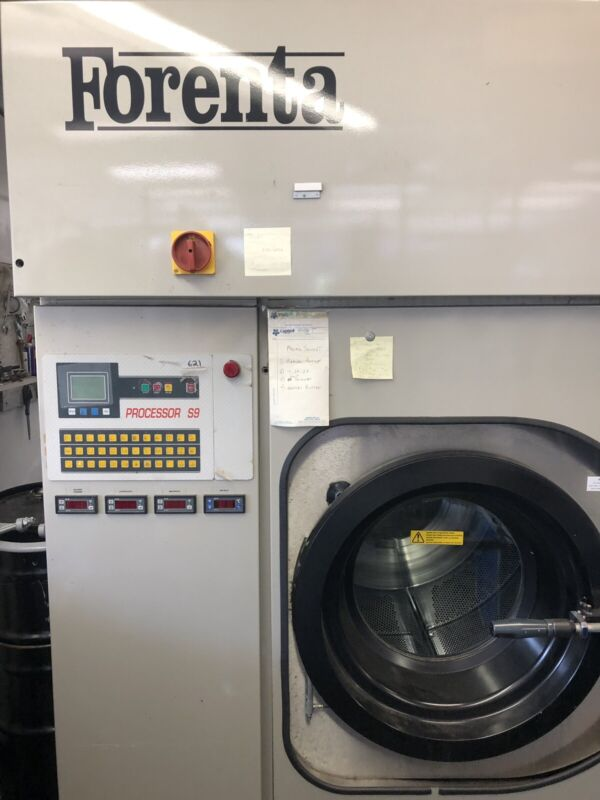 Forenta Dry Cleaning Machine