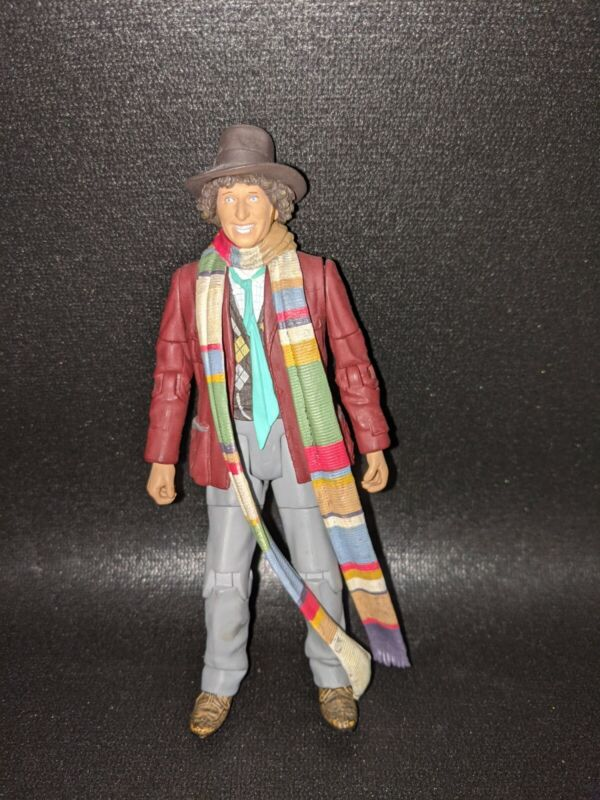 4th Doctor Who Figure Loose