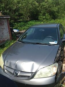 2 05 Civic Parts Cars MANUAL TRANSMISSION