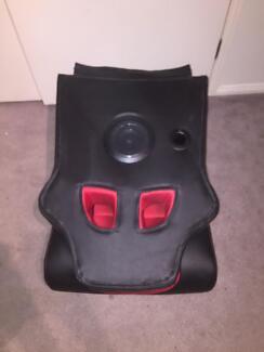 Racing simulator chair