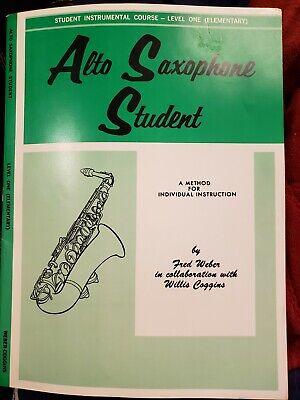Southern Music Co 03770816 Rhythm Master Alto//Bari Sax Book 1