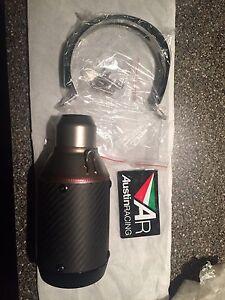 Austin Racing Carbon fiber exhaust